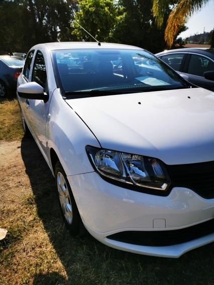 Renault Logan 1.6 Athentique Mt 2017