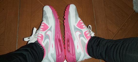 Zapatillas Air Max Nike Nro 37 Impecables