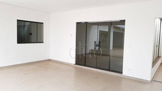 Casa Com 3 Dormitórios À Venda, 223 M² Por R$ 650.000,00 - Água Branca - Piracicaba/sp - Ca3037