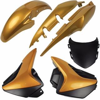 Kit Carenagem Cg 150 Titan 2009 / Fan 2010 Cores