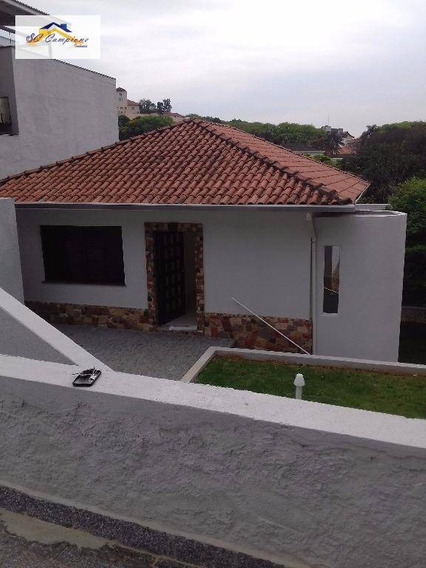 Casa Residencial À Venda, Jardim São Bento, São Paulo. - Ca0182