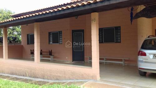 Imagem 1 de 5 de Chácara À Venda Em Jardim Monte Belo - Ch009634