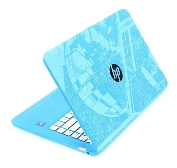 Notebook Hp Stream Celeron 14 1.6ghz 4gb Ram 32ssd Star Wars