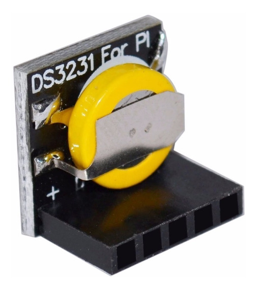 Real Time Clock Rtc Ds3231 P/ Raspberry Pi