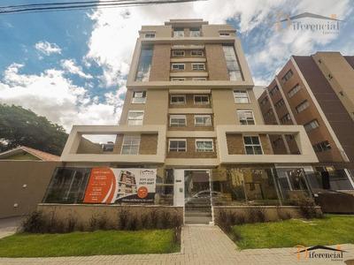 Cobertura Residencial À Venda, Vila Izabel, Curitiba. - Co0005