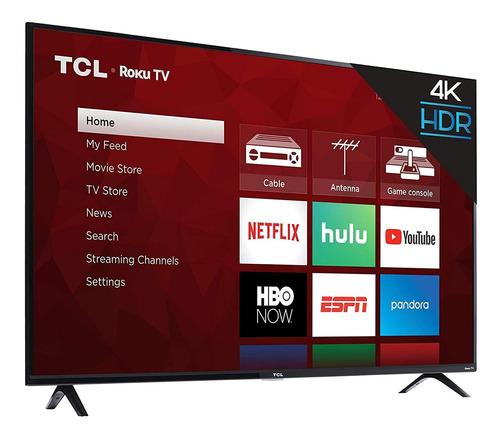 Tv Tcl Smart 50 Pulgadas 4k (380) Tienda
