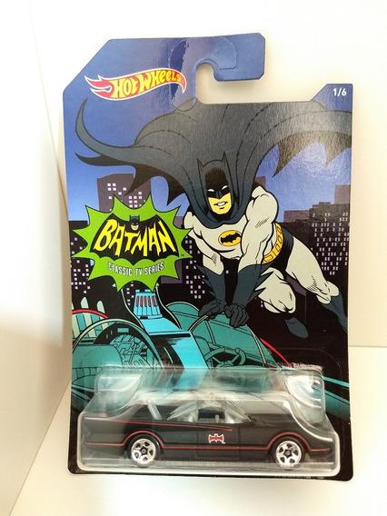 Hot Wheels - Batman - Classic Tv Series Batmobile