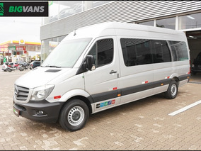 Sprinter 2018 415 Bigvan Executiva Elite 19l Prata (5827)