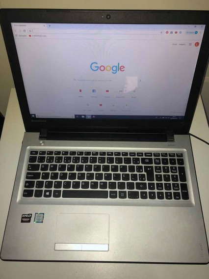 Notebook Lenovo I5 6 Geracao 8gb Ram / 1tb