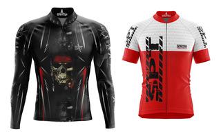 Ciclista Kit (1) Ref 13 New M/c +(1) Ref 01 New M/ L