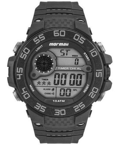 Relógio Masculino Mormaii Digital Esportivo Garantia E Nfe