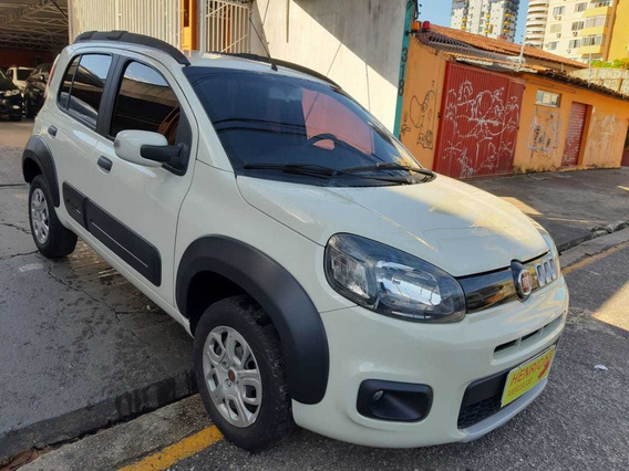 Fiat Uno Way 1.4 R$ 35.500 16/16