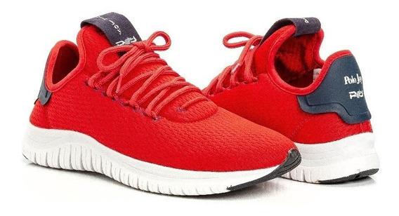 Tênis Sapatênis Sapato Tecido Respirável Promoção Polo Joy