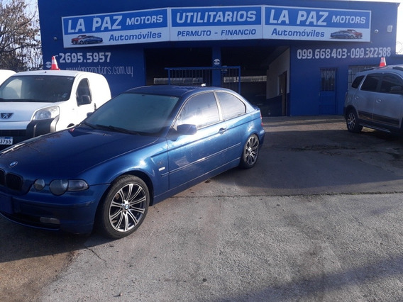 Bmw Serie 3 1.6 316 Ti Compact Active 2002 Oprtunidad