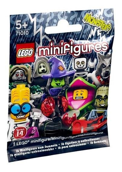 Lego Minifiguras - Monstros