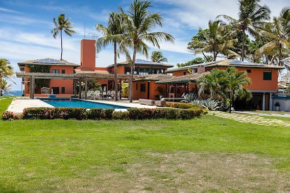 Casa À Venda, 7 Quartos, Busca Vida Resort - Camaçari/ba - 737