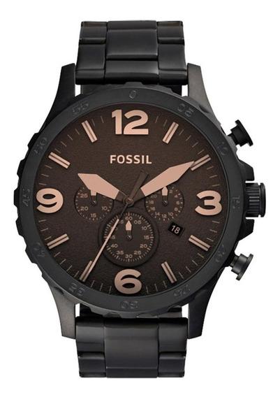 Relógio Fossil Masculino Original C/garantia Nf Jr1356/4mn