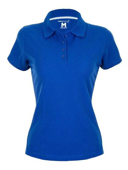 Playera Polo Premium Para Mujer National Style 2xl-xxl