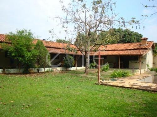 Chácara À Venda Em Village Campinas - Ch004748