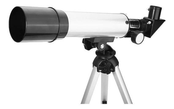 Luneta Telescópio Monocular Com Tripé 90 Vezes Zoom