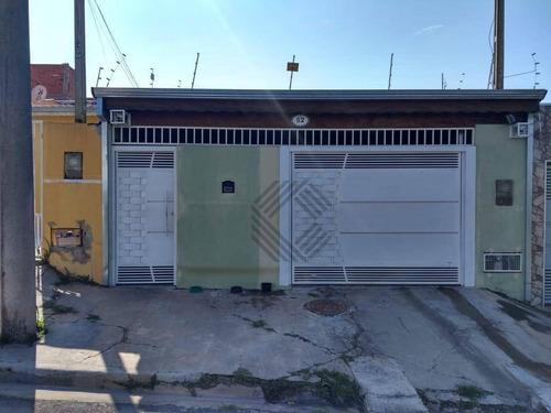 Casa À Venda, 107 M² Por R$ 250.000,00 - Jardim Santa Catarina - Sorocaba/sp - Ca7200