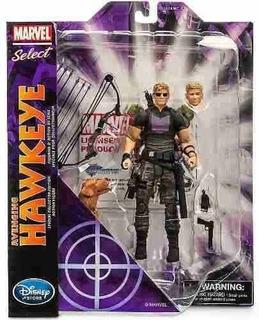 Hawkeye Marvel Select Avenging
