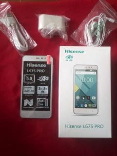 Telefono Hisense L675 Pro Nuevo.