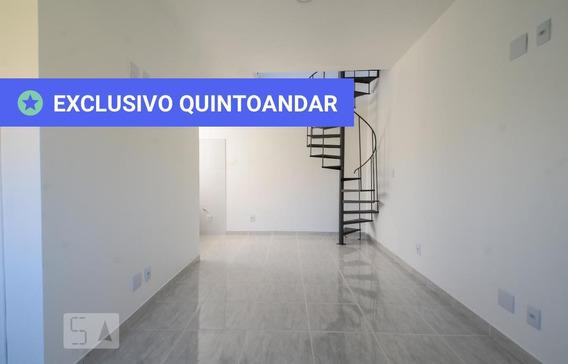 Apartamento No 3º Andar Com 1 Dormitório - Id: 892987203 - 287203