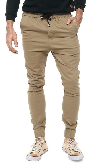 Pack X 2 Pantalón Gabardina Jogger Hombre Varios Colores!!!