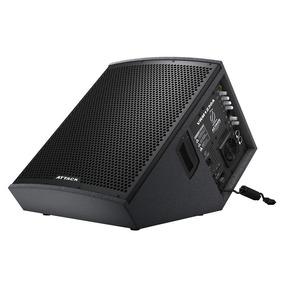 Caixa Monitor Ativo Attack Vrm 1230a - 300w Rms