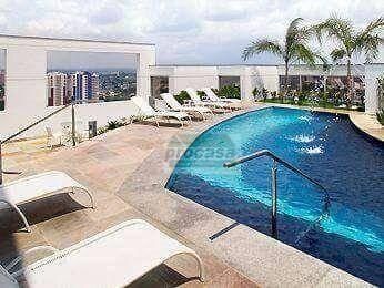 Imagem 1 de 8 de Flat Com 1 Dormitório À Venda, 34 M² Por R$ 160.000 - Adrianópolis - Manaus/am - Fl0106
