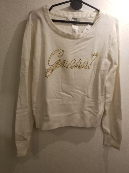 Sweater De Nena Marca Guess