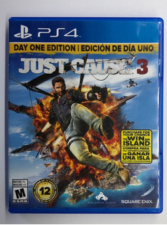 Just Cause 3 Ps4 Físico Usado