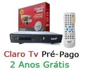 Receptor Claro Tv Pre-pago 2 Anos