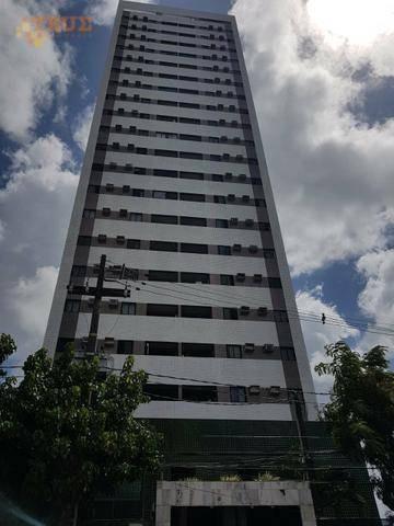 Apartamento Com 3 Dormitórios, Sendo 1 Suíte, À Venda, 61 M² Por R$ 340.000 - Casa Amarela - Recife/pe - Ap3525