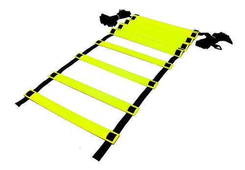 Imagen 1 de 1 de Escalera De Agilidad Y Coordinación 6 Metros Varios Colores