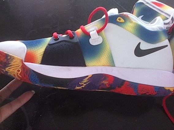 Zapatos Nike Pg 3 Multicolor Paul George