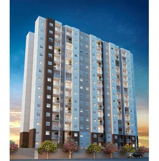 Apartamento Em Jardim Campanário, Diadema/sp De 40m² 2 Quartos À Venda Por R$ 247.000,00 - Ap362373