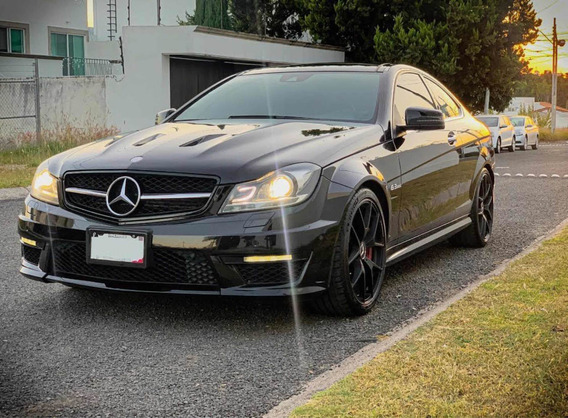 Mercedes-benz Clase C 6.2 63 Amg Coupe Edition 507 At 2014