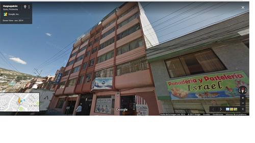 Imagen 1 de 12 de Vendo Departamento En La Magdalena (sur Quito) 137mts.