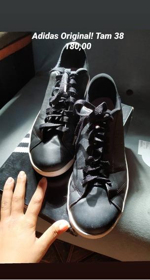 Tênis adidas Preto Original