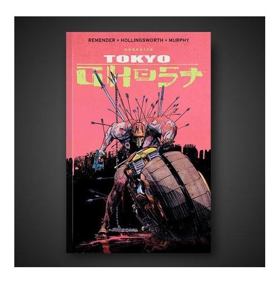Livro Tokyo Ghost Drk.x - Darkside