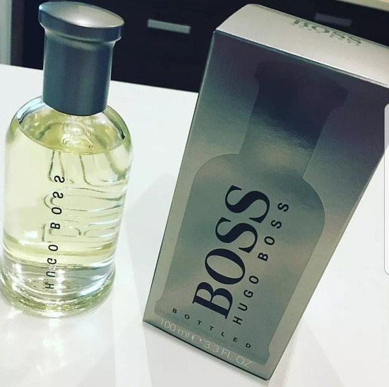 Perfume Hugo Boss Bottled Nº6 100ml Importado Usa Original