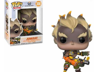 Funko Pop Junkrat Overwatch