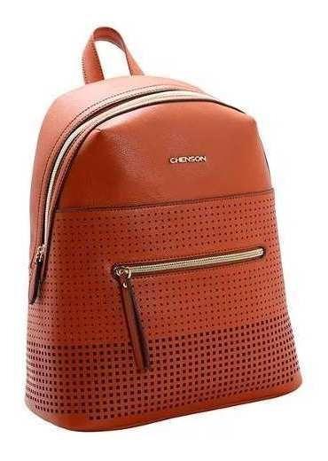 Bolsa De Costas Chenson Caramelo Cg82095