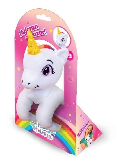 Peluche Pulsera Unicornio Magic Unicorn Abrazazables