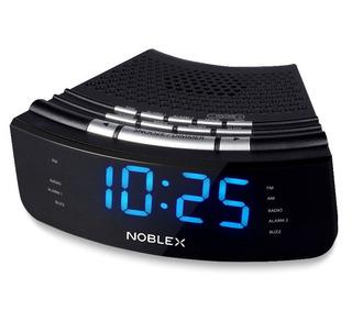 Noblex Rj950 Radio Reloj Despertador Am/fm Digital C/memoria