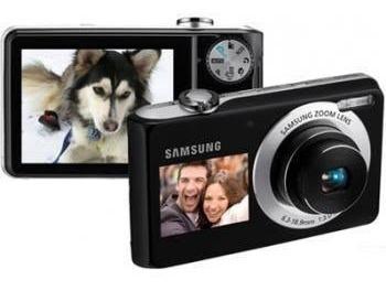 Câmera Samsung Pl 100