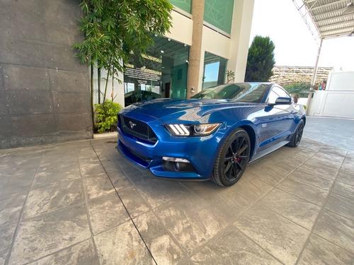 Imagen 1 de 10 de Ford Mustang Gt 2017