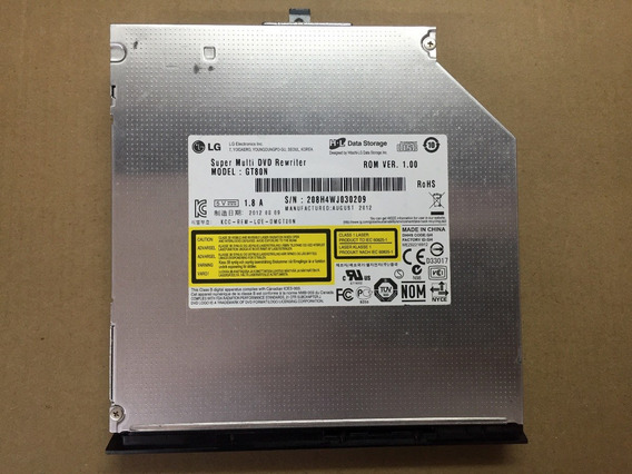 Drive Dvd Notebook Hp 420 Com Moldura